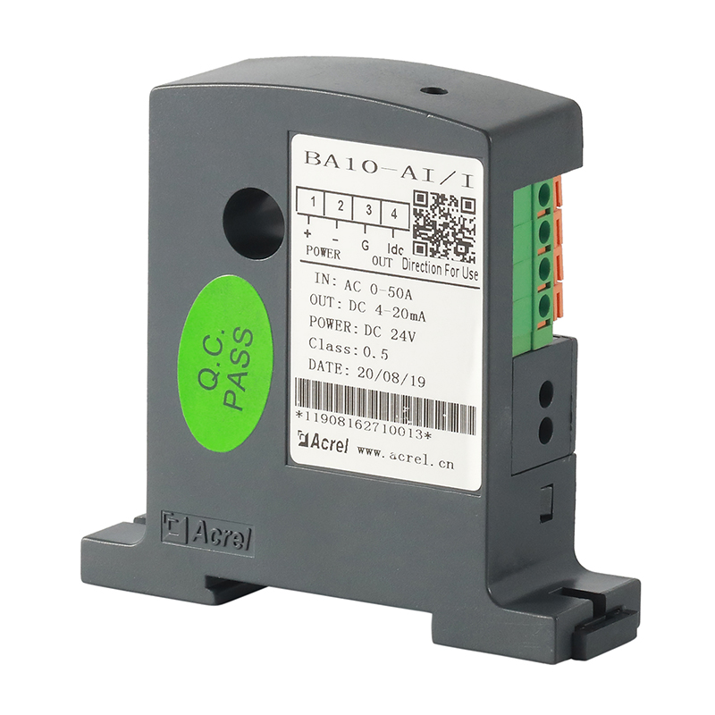 AC current transducer 0-50A