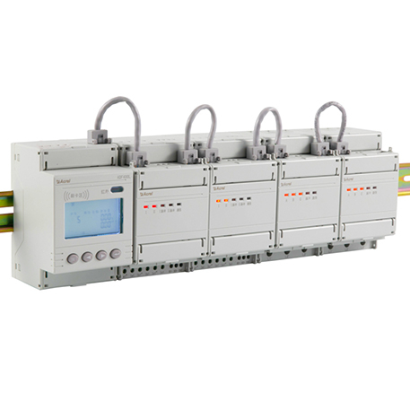 Multi circuit din rail energy meter