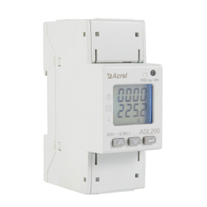 Digital single phase energy meter with RS485 communication CE approved ADL200