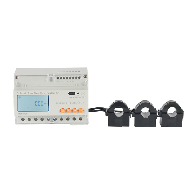 3 phase CT energy meter